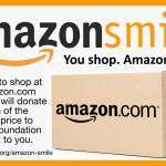 Help The Chas Foundation via Amazon Smile