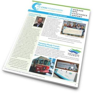 2017 chas foundation annual report
