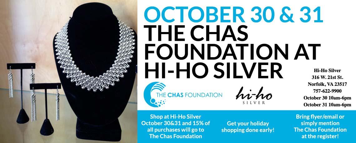 The Chas Foundation at Hi-Ho Silver