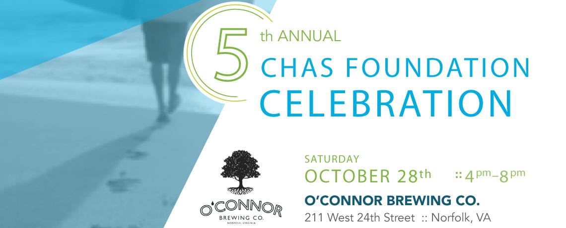 5th Annual Chas Foundation Celebration