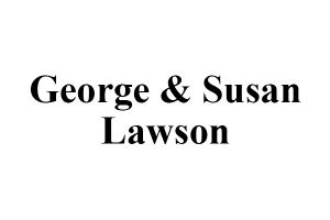 George & Susan Lawson